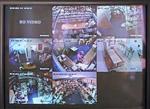 Choosing a Recording System for Your Security Cameras - Video Feed