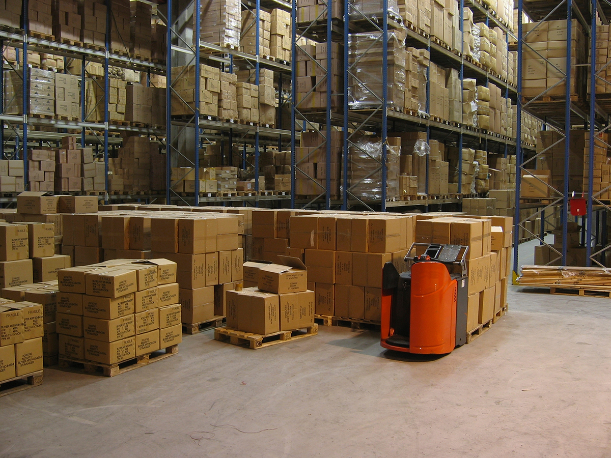 Warehoused Inventory