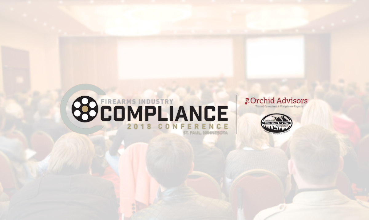 Firearms Industry Compliance Conference - Do You Make, Buy or Sell Suppressors?