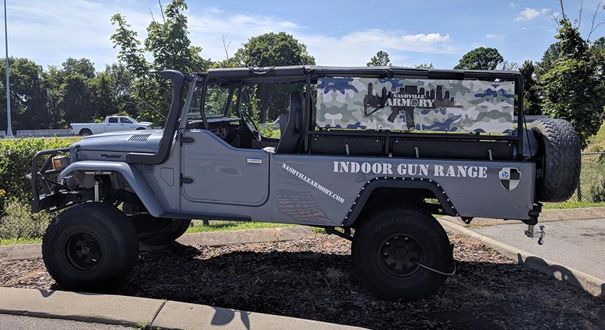 Nashville Armory - Land Cruiser