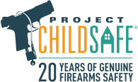 Project Childsafe - 20 years of genuine firearms safety