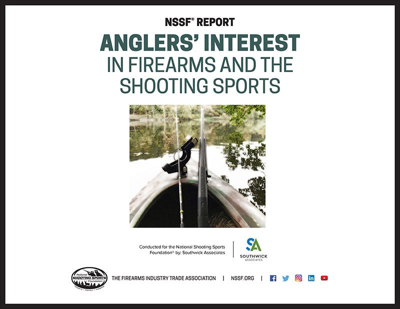 Anglers' Interest in Firearms and the Shooting Sports