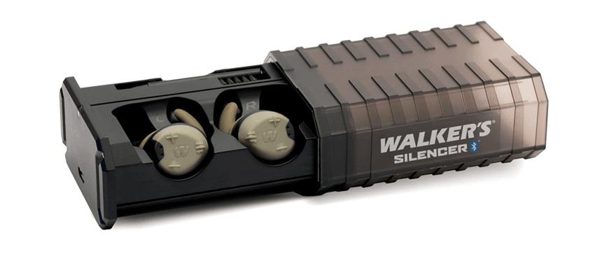 Walker's Silencer BT Charging Case