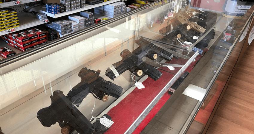 Chimo Guns - Handguns and Ammo