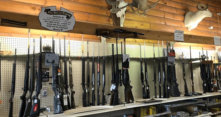 Chimo Guns - Rifles