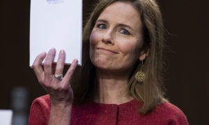 Judge Amy Coney Barrett Sticks to Her Guns in Confirmation Hearing
